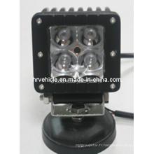 Lumière de travail 4PCS * 4W CREE LED pour camions