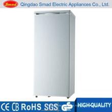 Congelador profundo vertical de la temperatura baja del descongelamiento 235L para la venta