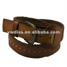 Real Leather Belt Strap