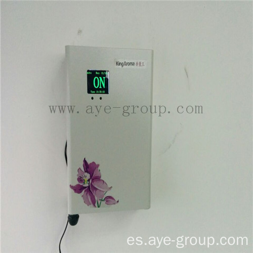 Kingaroma pared montaje eléctrico Aroma difusor de dispensador