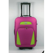 Fashion Soft EVA Outside Trolley Travel Luggage Case