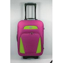 Мягкие моды Ева вне случай багажа перемещения вагонетки