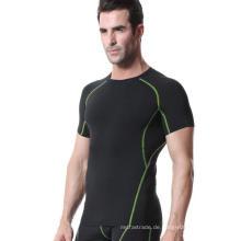 7 Farben Männer Sport T-Shirt Lauftraining Activewear