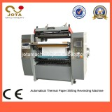 PLC Controlled No Overlap Thermal Paper Slitting Machine