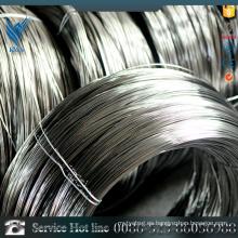 304 305 Alambre de resorte de acero inoxidable brillante