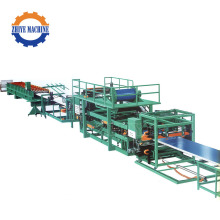 Sandwich Panel Cold Rolling Forming Machine