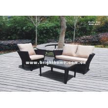 Наружный комплект для дивана PE Rattan Wicker Bw-427