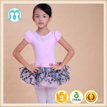 Venda quente lindo bebê princesa tutu vestido para festa de dança atacado meninas ballet tutu vestido para festa de dança