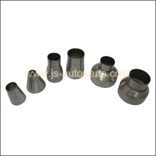 EXHAUST STAINLESS STEEL REDUCER 6`` TO 5`` PIPE FLUE CHIMNEY STACK LORRY CONNECTOR