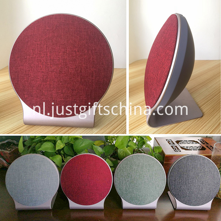 Personalized Fabric Bluetooth Speaker