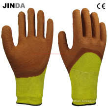 Latex Foam Coated Hand Protection Working Gloves (LH315)
