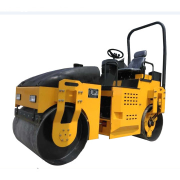 3T Ride on Asphalt Road Roller