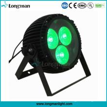Alta potencia 360W haz estrecho Zoom LED latas PAR luz