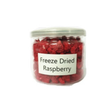 โรงงาน GMP Healthy Freeze Dried Raspberry