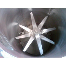 Cellulose Acetate Spin Flash Dryer