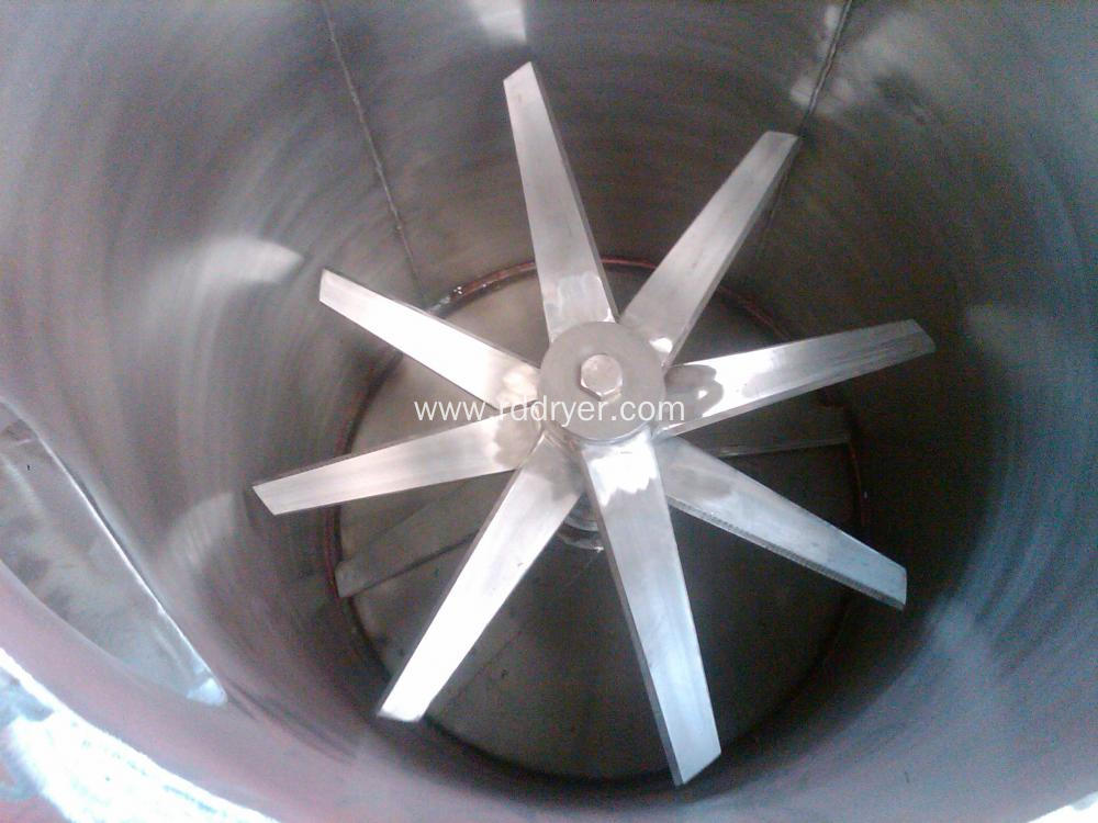 Precipitated Silica Spin Flash Dryer