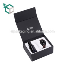 2017 Classical New Black Gift Professional Making Luxury Jewelry Watch Box