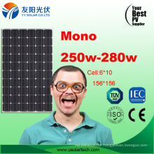 Hot Cheap Mono Poly 250W 260W 280W Solar Panel in Stock