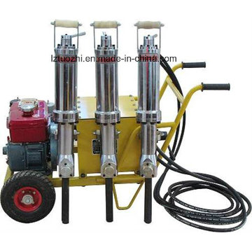 Hydraulic Rock Splitters for Concrete Stone