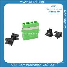 Adaptateurs fibre optique duplex SC / PC sur les ventes