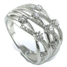Wholesale 2015 Newest Fashion 925 Sterling Silver Jewelry Ring (R10325)