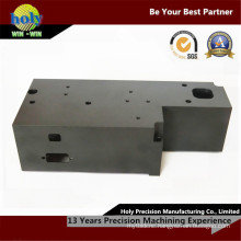 Black Anodized Aluminum CNC Machining Electronic Box