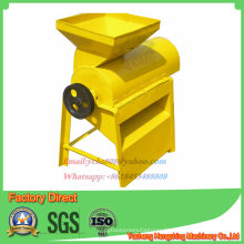 Agriculture Machine Electric Motor Mounted Corn Thresher