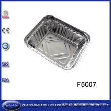 Wegwerf gesunde Nahrungsmittelgebrauchs-Aluminiumbehälter-Größe