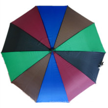 Auto Open Colorful Straight Umbrella (JYSU-16)