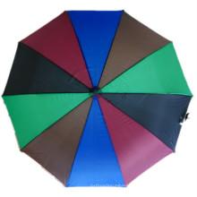 Auto Open Colorful Straight Umbrella (JYSU-16)