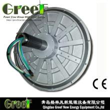 Disco sin núcleo 0.1-10kw generador utilizado para turbina de viento Vertical