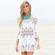 Summer hot selling New arrival crochet sexy womens beachwear