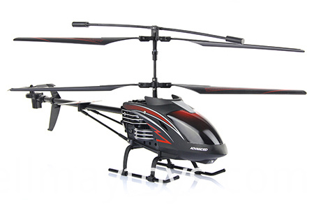 Infrared Control Helicopter with Gyro
