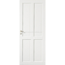 Cuatro del Panel blanco cebada Stile & Rail puerta