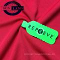 Tissu en maille birdeye tricoté recyclé à 100% de polyester pour les vêtements de sport OTHER STYLE / DESIGN