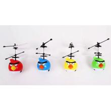 Novo visual de brinquedo do RC feliz de pássaros voando RC helicóptero pássaro de brinquedo helicóptero brinquedos mini avião
