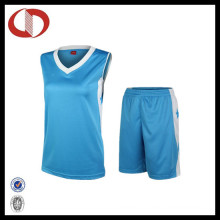 Wholesale New Fashion Basketball Uniform for Woman