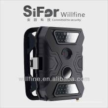 5/8 / 12megapixel 720P Video HD Überwachungskamera mit SIM Karte GPRS / MMS 20m Nachtsicht