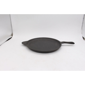 Two Handles Cast Iron Frying Pan