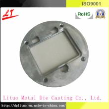 Parte de la cubierta de la fundición de aluminio de la aleación de aluminio