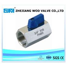 Ball valvechina ball valve supplier manufacturer stainless steel 316 mini 1pc ball valve valvula ccuart Gallery