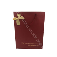 Customized!Direct factory price promotion paper bag