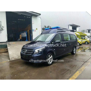Benz 4x2 new style ambulance on sale