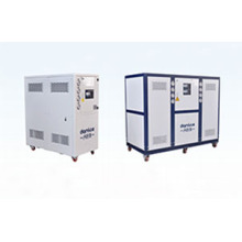 Scroll type air cooled water chiller