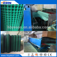 Iraq Green 1m x 30m pvc coating after welding welded wire mesh                                                                                                         Supplier's Choice