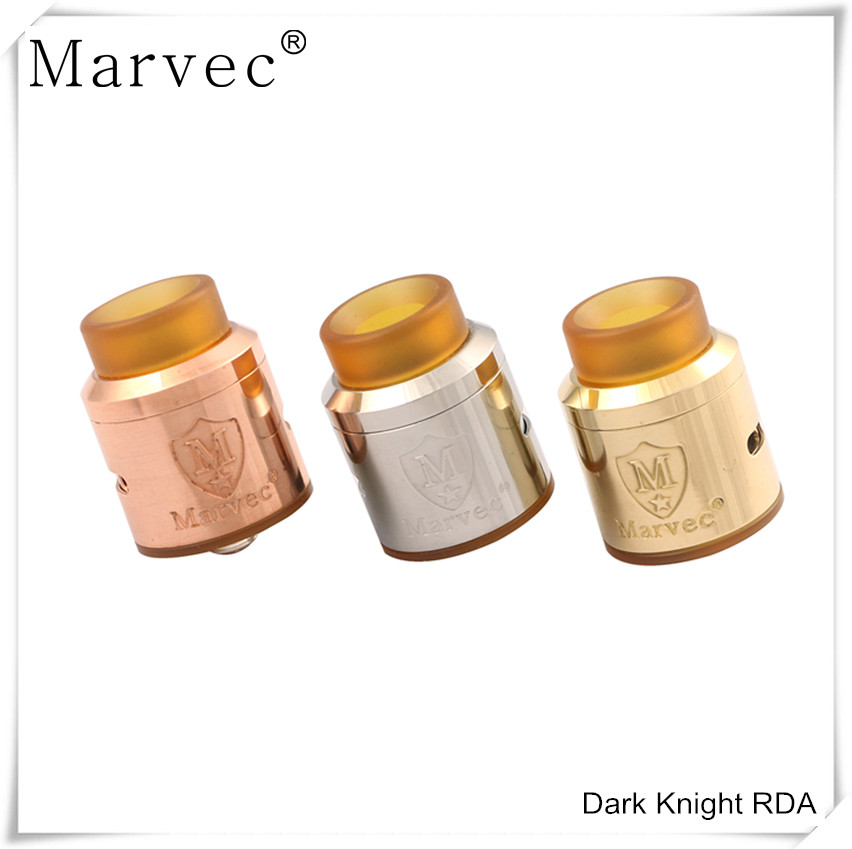 Dark Knight wap e atom rda atomizer