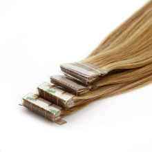 """20"""" Remy Hair Extensions Blonde Straight Seamless Pre-Bonded Human Virgin Tape Hair"""