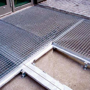 Galvaniserad Steel Bar Grid Floor