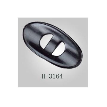Botões de buzina moda barco negro para venda
