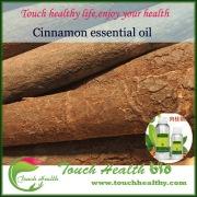 Touchhealthy supply 100% Pure and Natural Cinnamon Essential Oil (Dalchini)